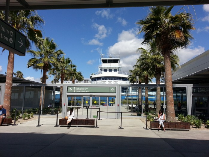 Long Beach Airport Terminal