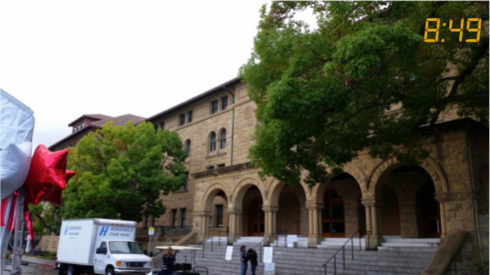 Stanford Encina Hall