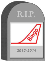 Bingo Airways Tombstone