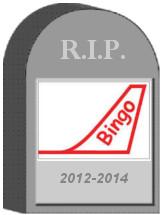 Bingo Airways Tombstone
