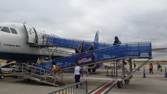 JetBlue at LGB