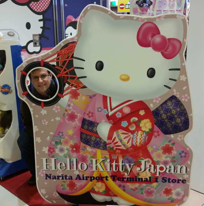 Hello Kitty Narita