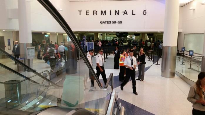 Terminal 5 Regular Security