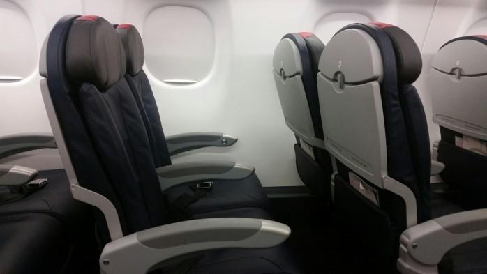 American Embraer 175 Seats