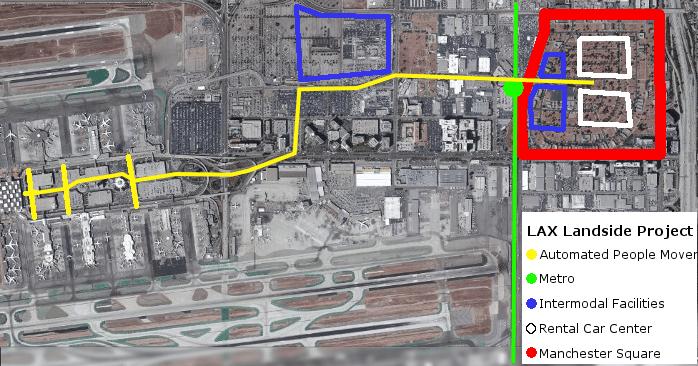 LAX Landside Improvement Project