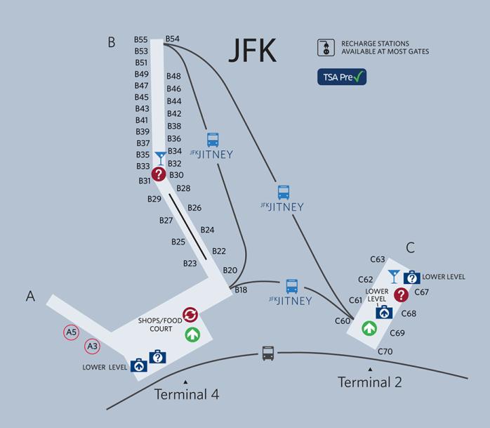 Delta Moves Most Regional Flights to Terminal 4 at JFK ...