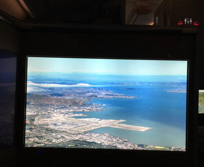 Living in the Age of Airplanes - SFO in Movie