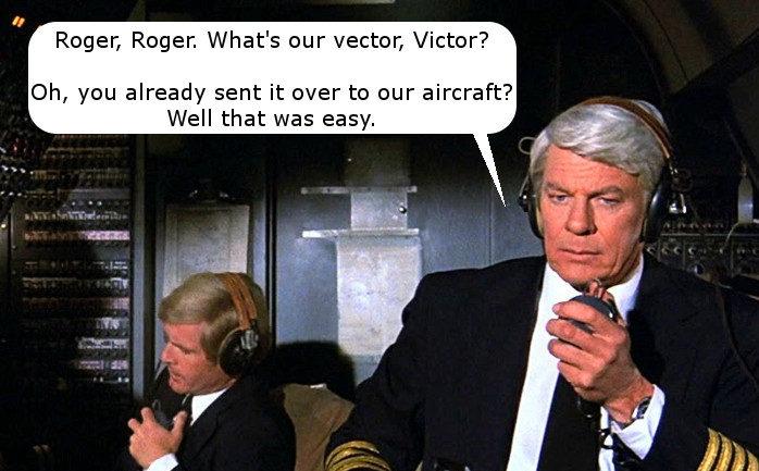 Data Comm Vector Victor
