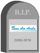 Tiara Air Tombstone