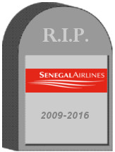 Senegal Tombstone