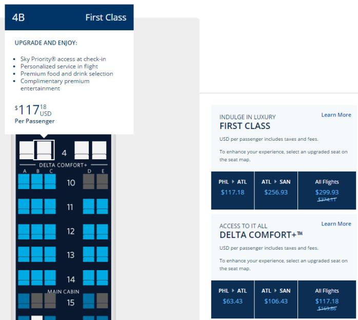 Delta\'s Move Toward Flexibility: Upgrade Any Single Flight at Any ...