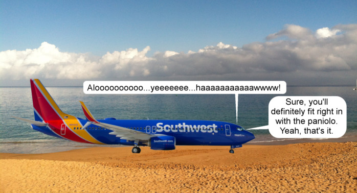Reading the Tea Leaves: Southwest Starts Selling Tickets to Hawai'i