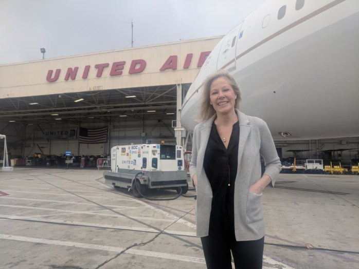 The Cranky Flier Interview: Janet Lamkin, United Airlines, President of California