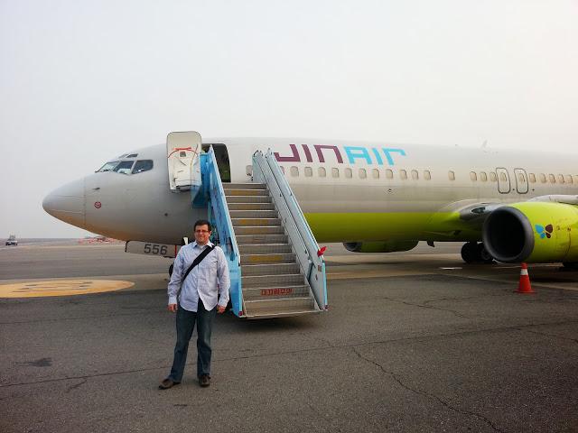 Jin Air 737