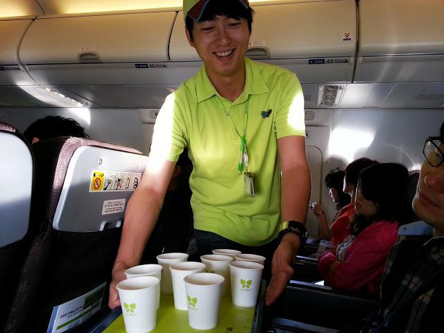 Jin Air Refreshments