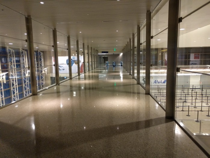 Glass Walls in TBIT Connector