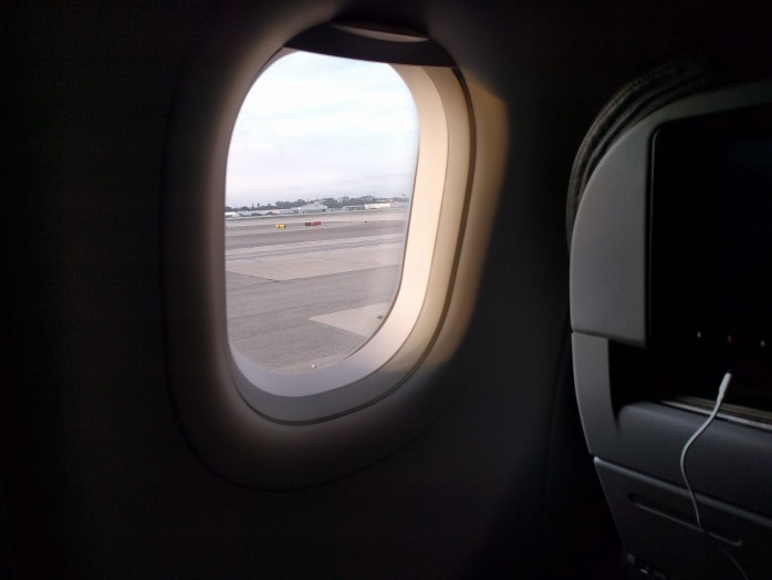 Window Ahead A321