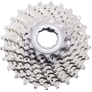 Shimano Cassette, CS-HG50 8-Speed NI-PlateD12-13-15-17-19-21-23-25T