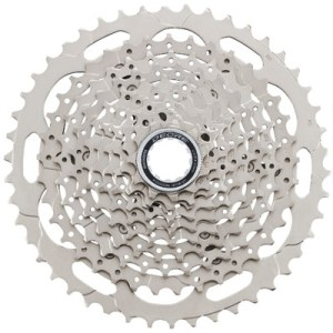 Shimano Cassette, CS-M4100, 11-46T, Deore, 10-Speed, 11-13-15-18-21-24-28-32-37-46T