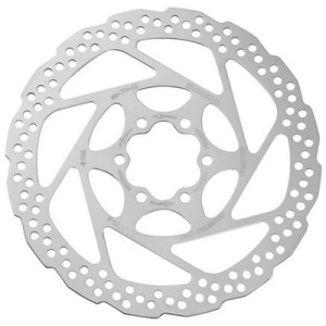 Shimano Disc Brake Rotor SM-RT56, M 180MM, 6-Bolt Type, for Resin Pad ONLY