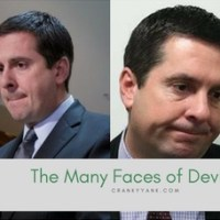 The hilarious scrunchy faces of Devin Nunes, explained