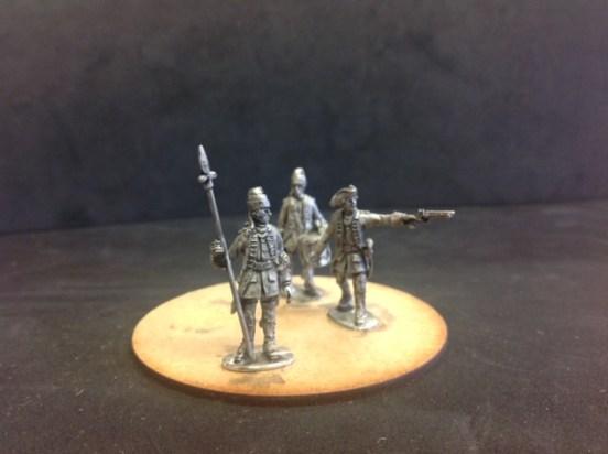 Fusiliers de Morliere Command
