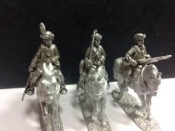 Baggot's Hussars - Trooper with sword