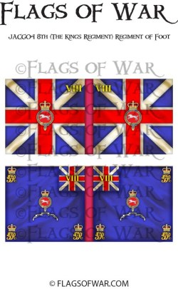 8th The Kings Regiment of Foot