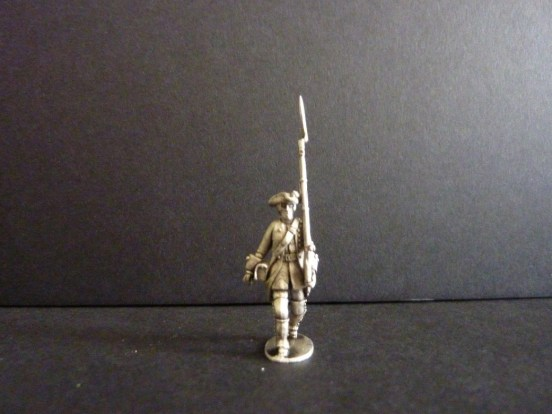 Savoia Infantry marching