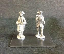 Savoia Infantry drummer