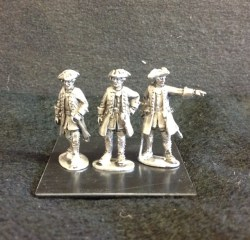 Savoia Infantry Officer standing