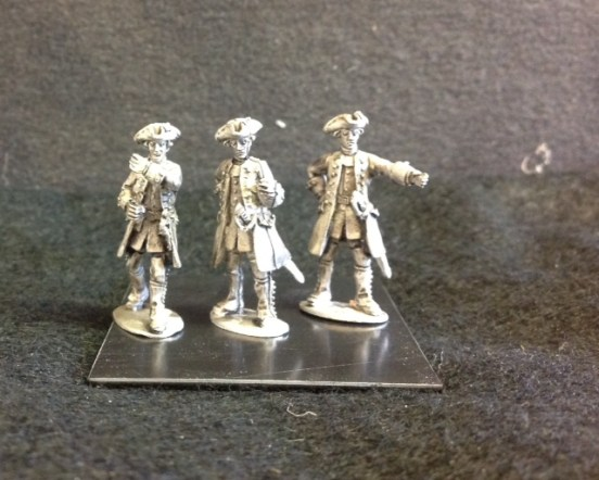 Savoia Standard Bearer Marching