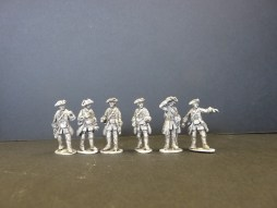 British Artillery Crewman Marching