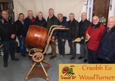 Wooden Mixer 2017