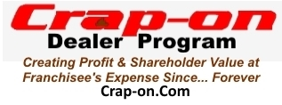 Snap-on Crap-on Dealers Program
