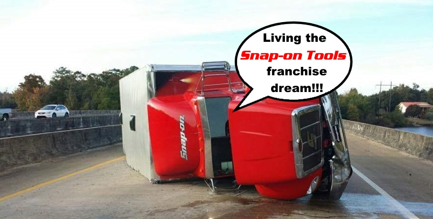 snap-on franchisee memorial 2016 – crap-on dealer program