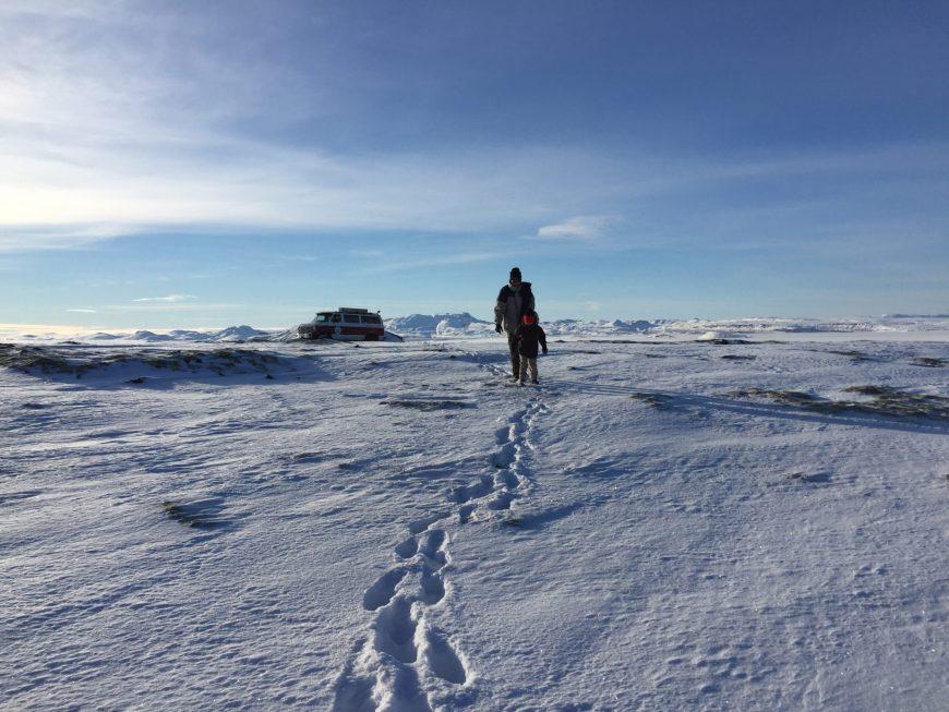 Spéléologie - Islande