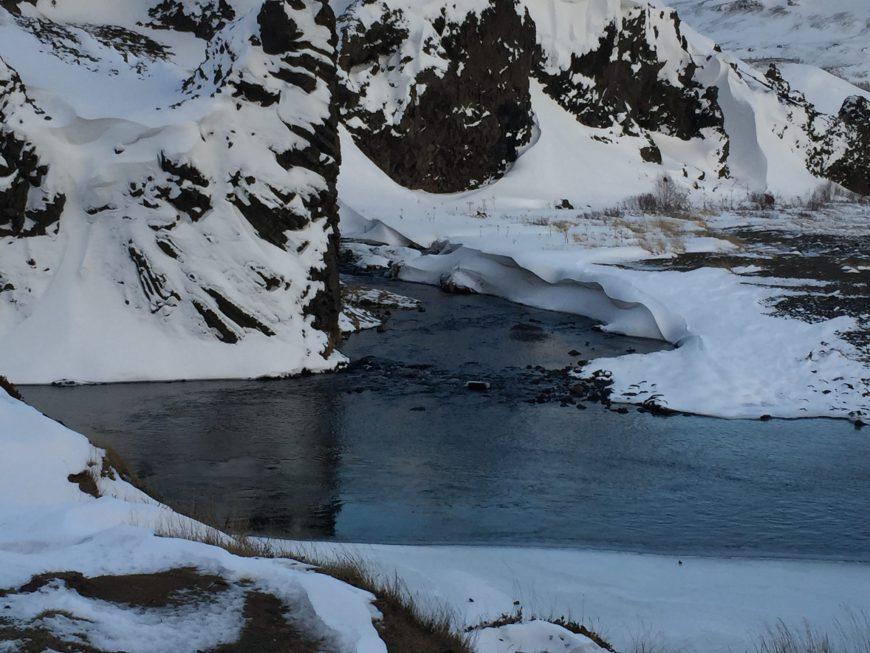 Cascade - Islande