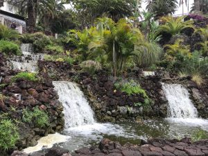 Tenerife - Cascade Dulce Maria