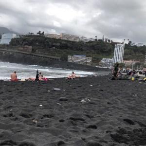 Plage Martianez Puerto de La Cruz, Tenerife