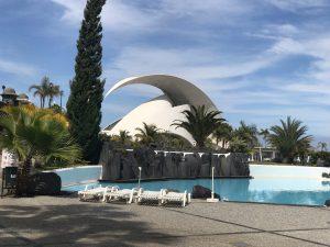 Parque Maritimo Cesar Manrique Tenerife Santa Cruz