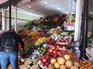 Mercado de Nuestra Señora de Africa Santa Cruz Tenerife