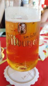 Bière Europapark Rust Allemagne