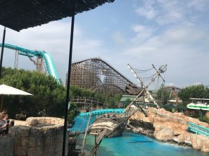 Attraction Europapark Rust Allemagne