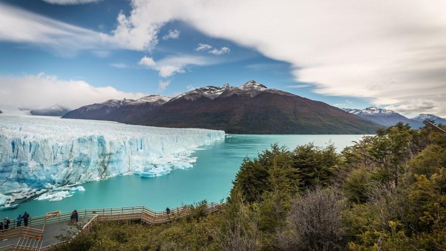 Perito Moreno - Tour du monde en famille - Itinéraire