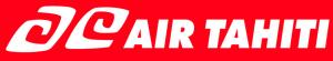 Logo Air Tahiti - Polynésie Française - Tour du Monde Le Crapaud Voyageur