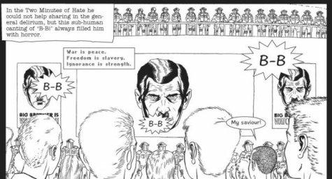 1984 online comic / Boing Boing