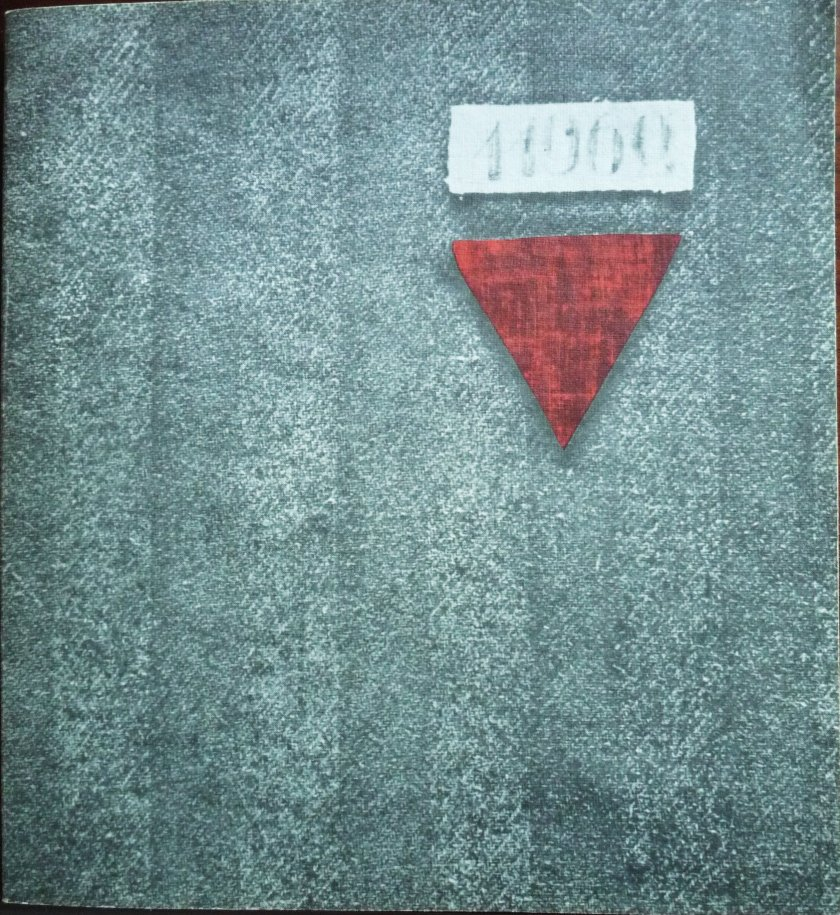 The cover of 'Concentration Camp Dachau, 1933-1945.'