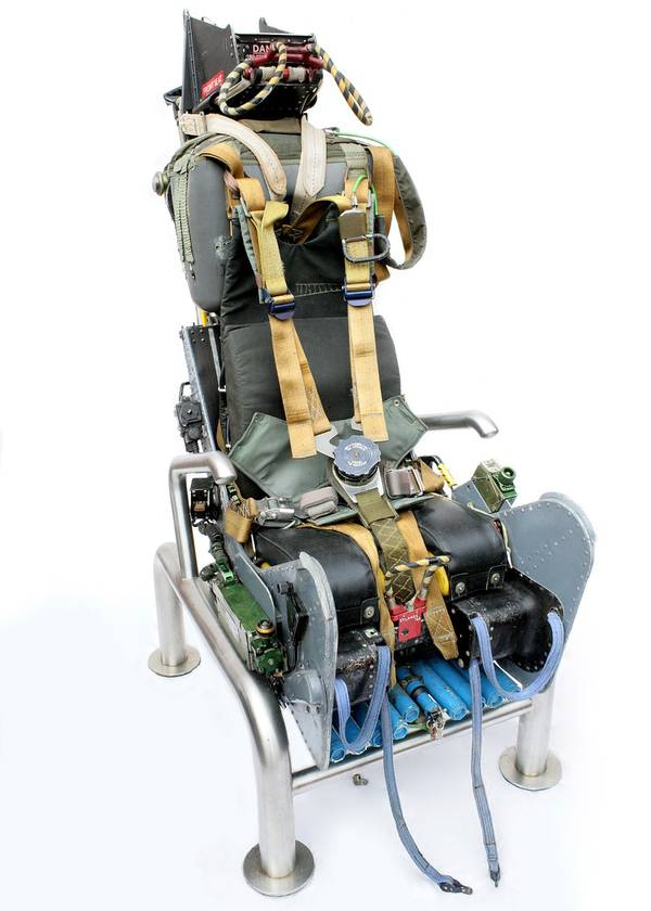 Royal Navy Ejector Seat For Sale As Office Chair Boing Boing