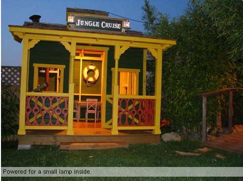 Jungle Cruise Playhouse